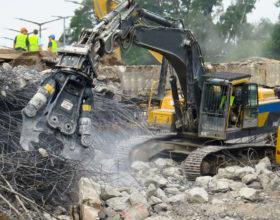 Demolizioni e smontaggio di impianti industriali e ferrosi