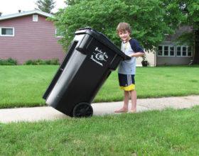 Fornitura e locazione contenitori per rifiuti solidi