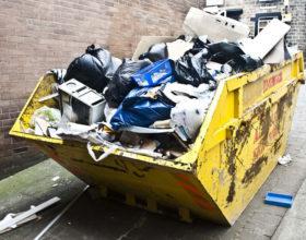 Raccolta e stoccaggio di particolari rifiuti ingombranti