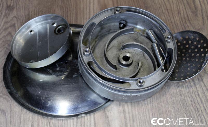 Compro acciaio inox al miglior prezzo di quotazione