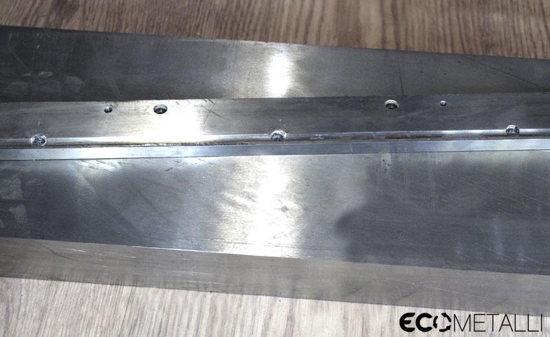 Compro titanio al miglior prezzo di quotazione